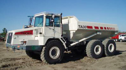 Terex Articulated Dump Trucks-TA30