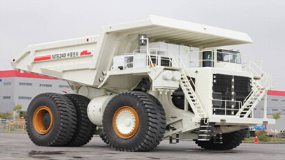 Terex-Electric Driven Mining Trucks